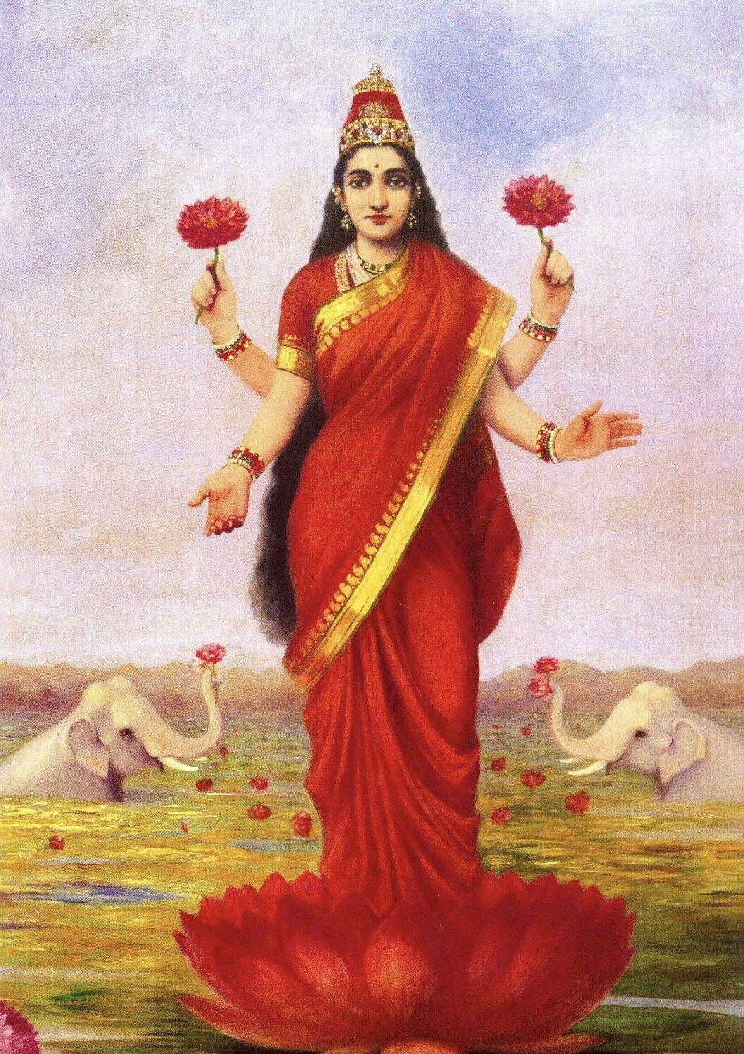 Raja_Ravi_Varma,_Goddess_Lakshmi,_1896.jpg