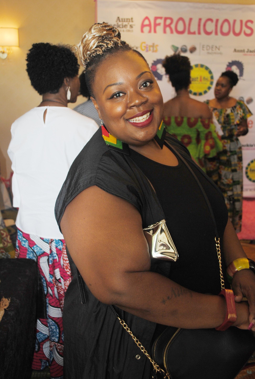 Afrolicious Hair Show Wakanda Theme — Using Her Voice