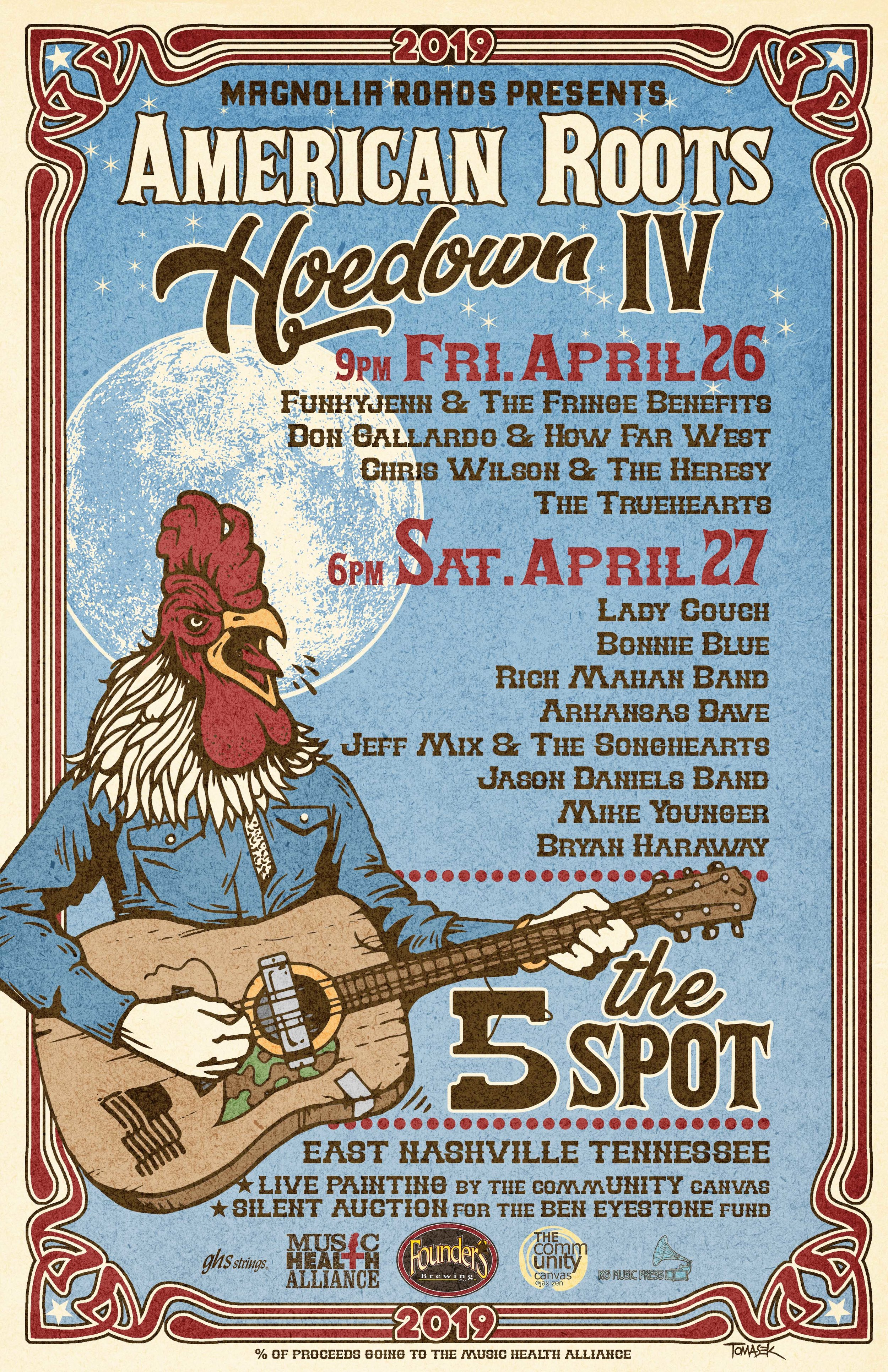 Magnolia Roads American Roots Hoedown IV-Poster.jpg