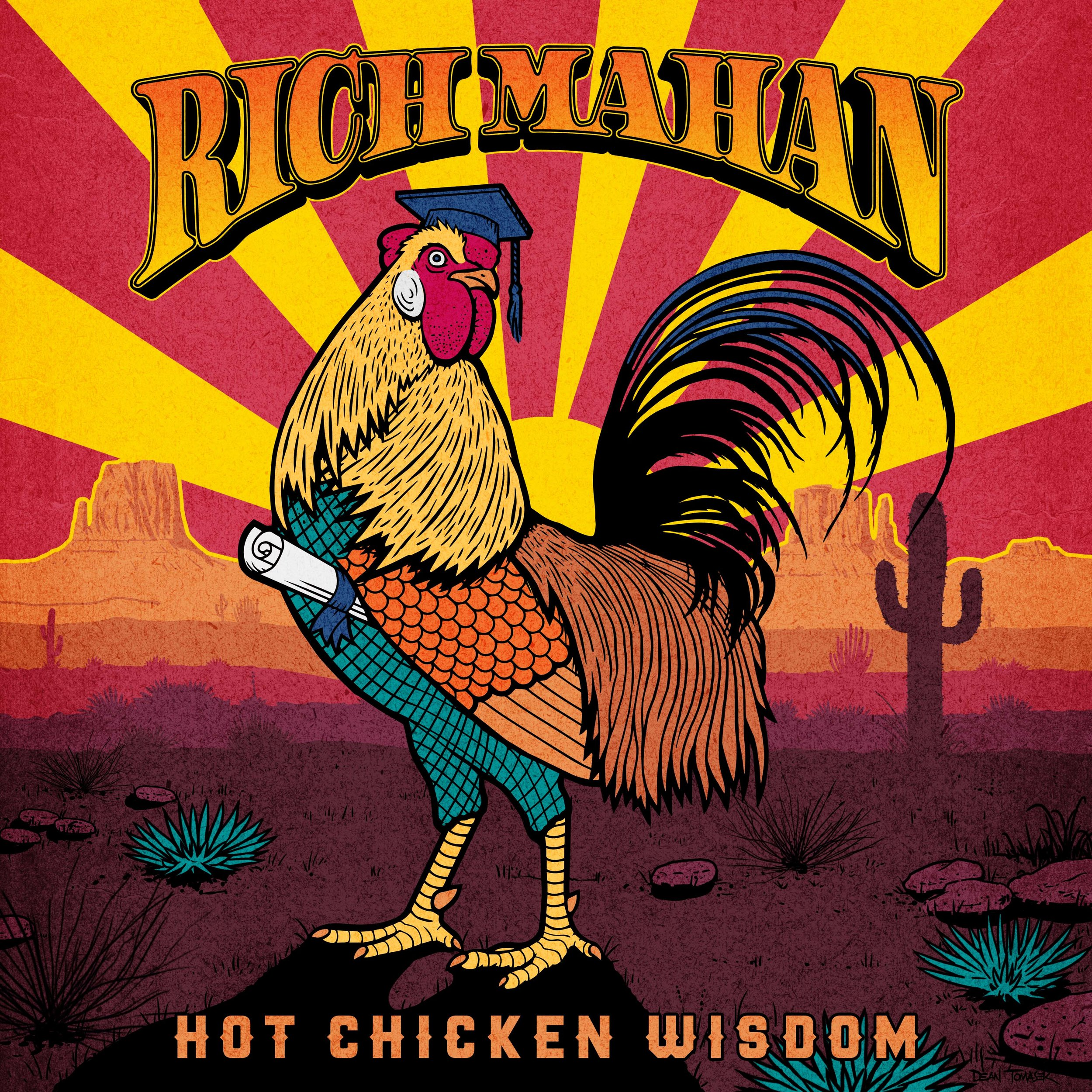 Rich Mahan - Hot Chicken Wisdom Cover.jpg