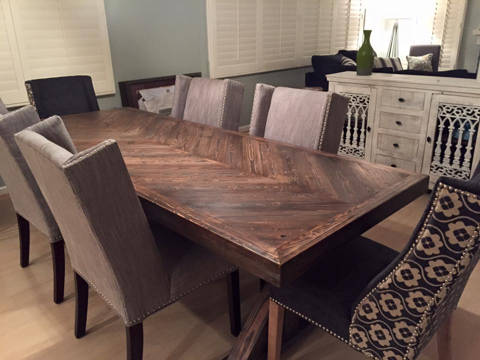 Bordoux Dining Table