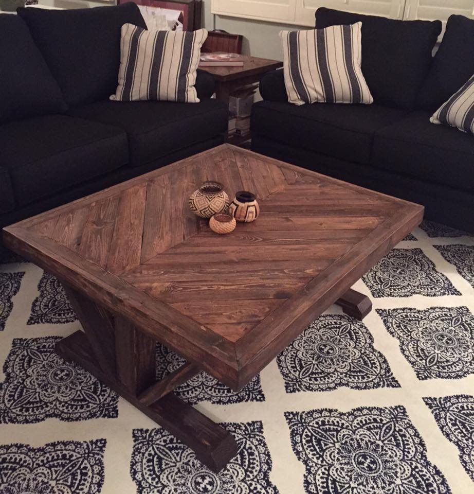 Bordoux Coffee Table