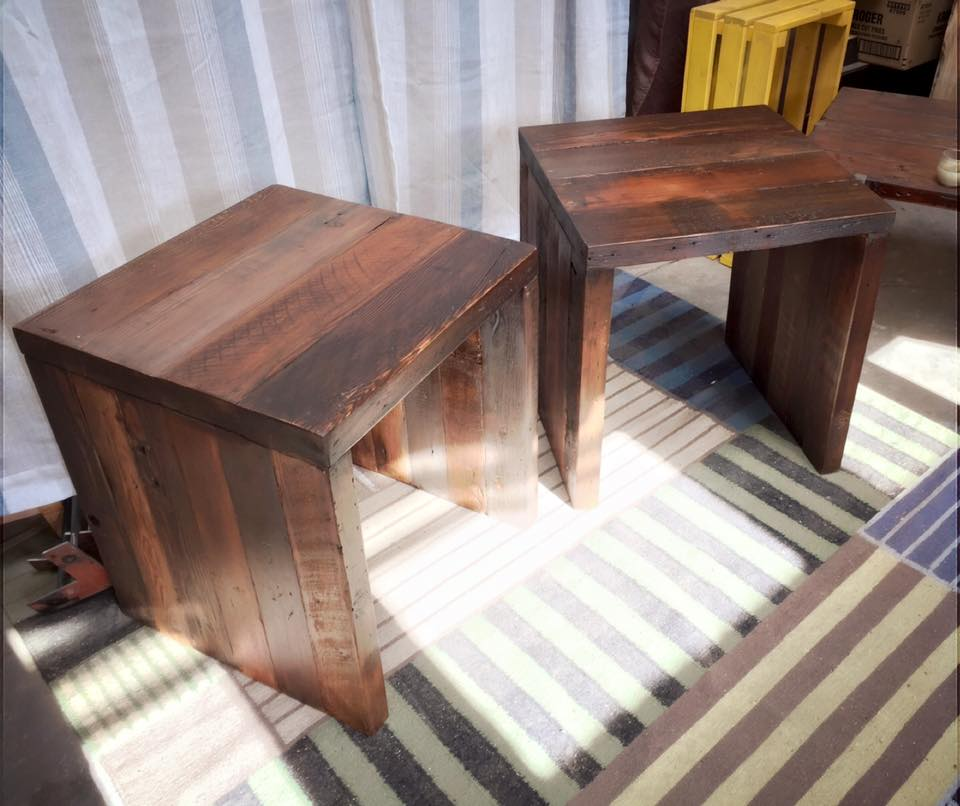 Edge Side Tables