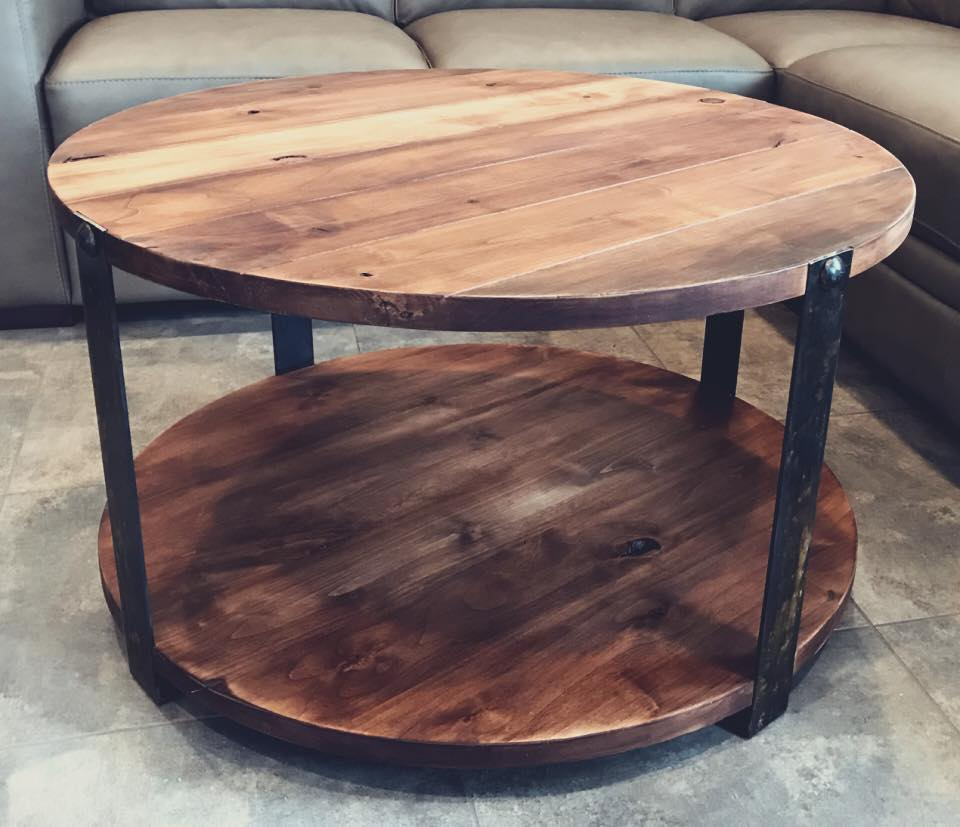 Mili Coffee Table
