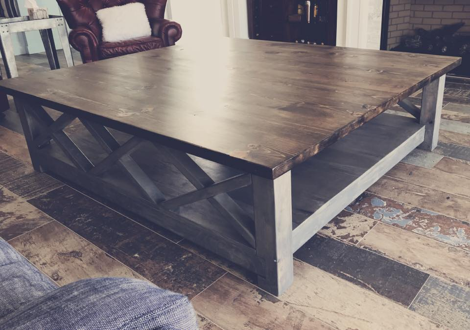 Canal Coffee Table