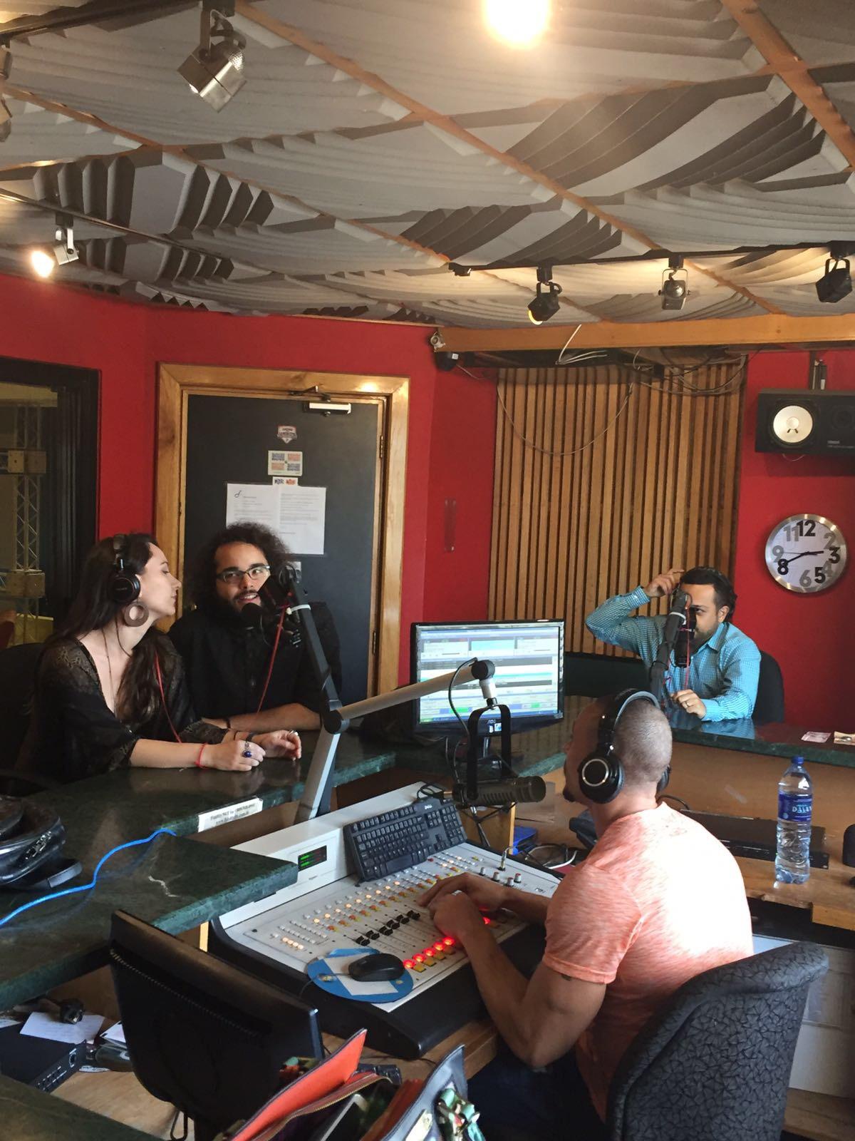 Dando Candela - Fidelity 94.1FM