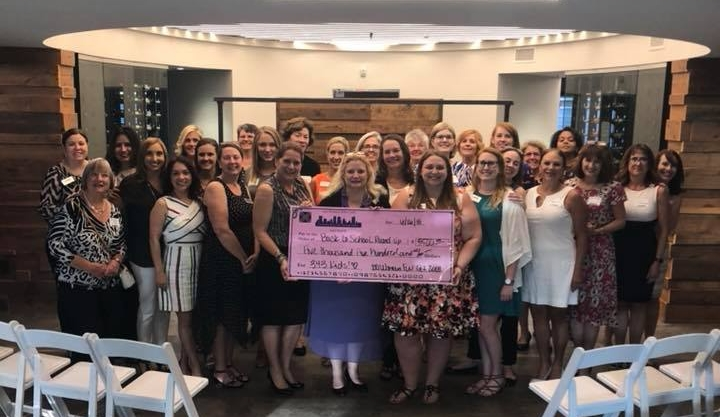 100 Women Who Care FW Meeting - Q2 2018