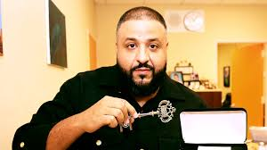 DJ Khaled couldn't have given better keys to City Council meeting success