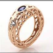 2014 Category I Shawn Rogoff Brooks Fine Jewelry