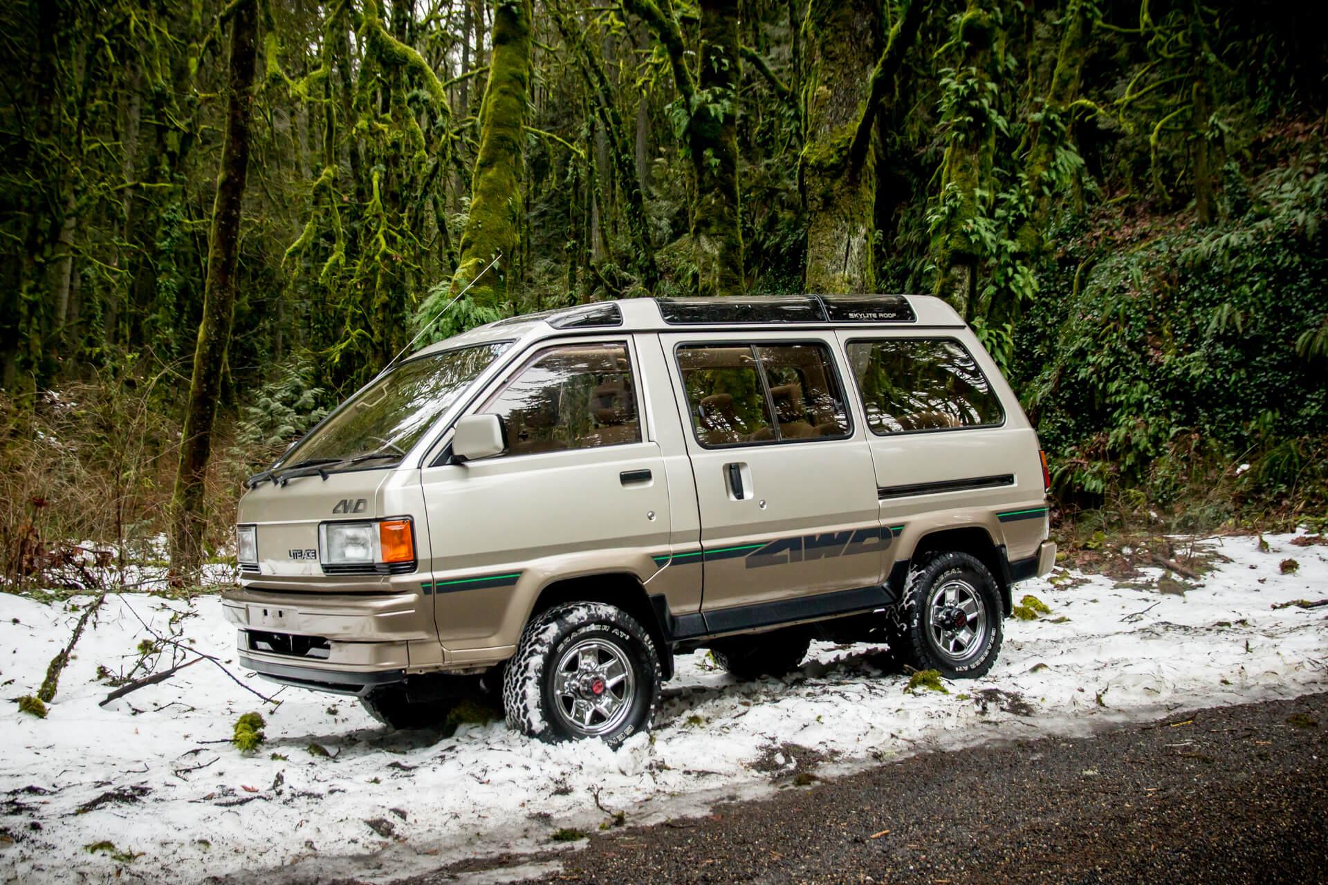 Kekurangan Toyota Lite Ace Top Model Tahun Ini