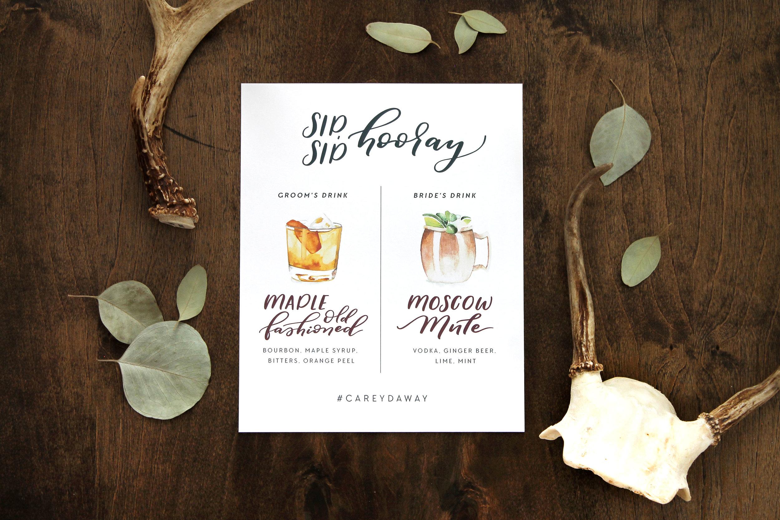 signature-drink-menu