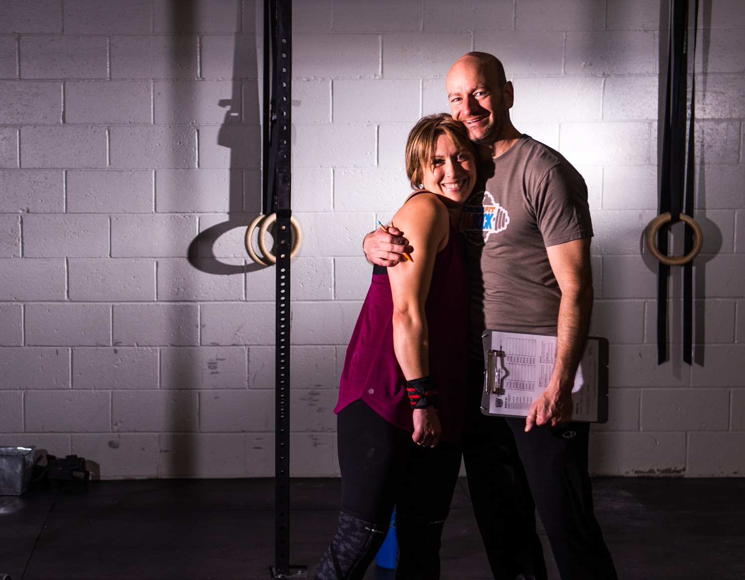 CrossFit Level 2 Trainer, CrossFit Gymnastics Co-owner of CrossFit AMROCK