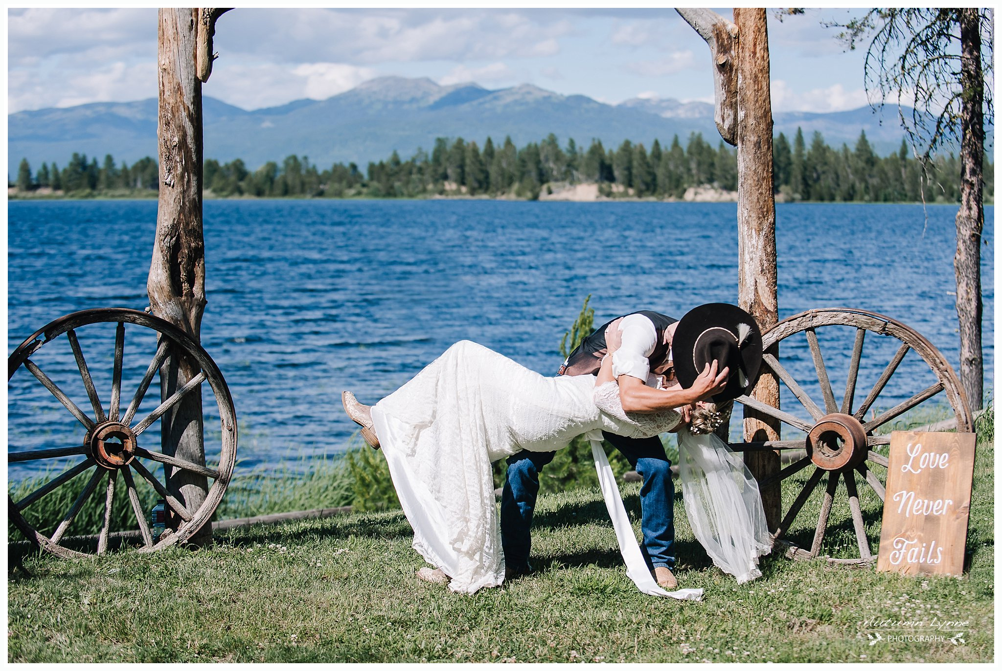 Idaho elopement photographers
