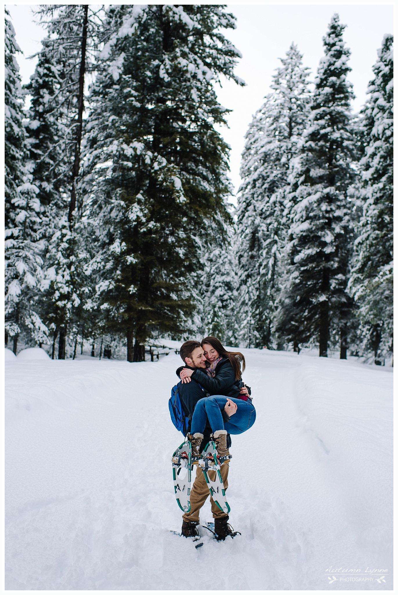 snowshoeing-engagement-mccall-idaho