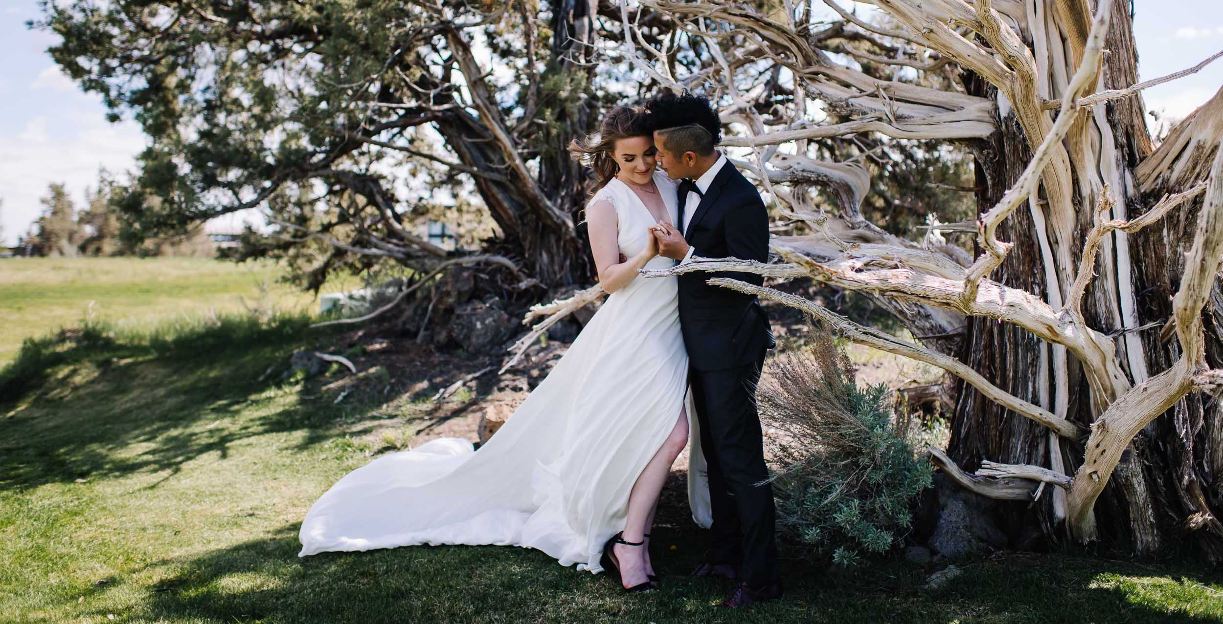 What is an intimate wedding? - A wedding experience that is 100% focused on you.