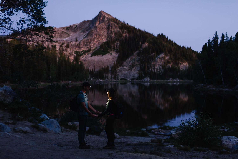 Louie Lake -