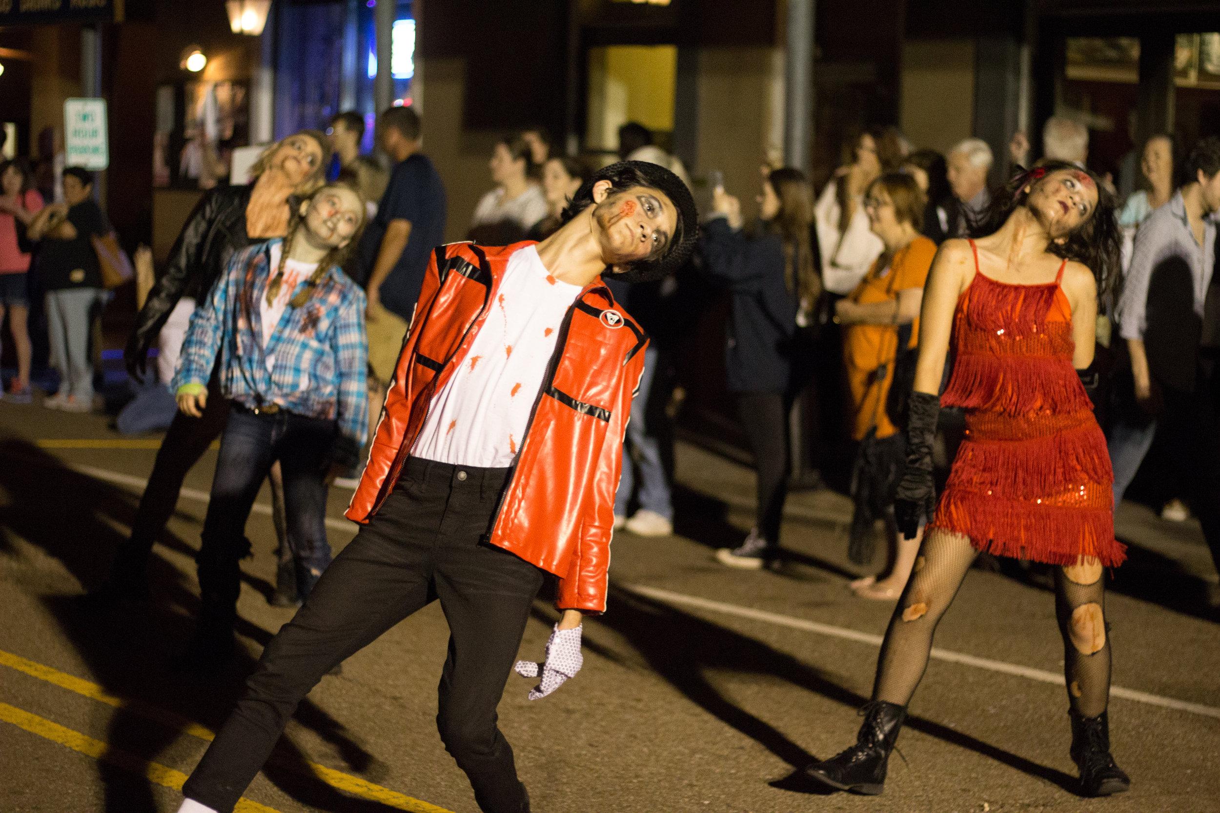 Thriller - Dancescape Studio