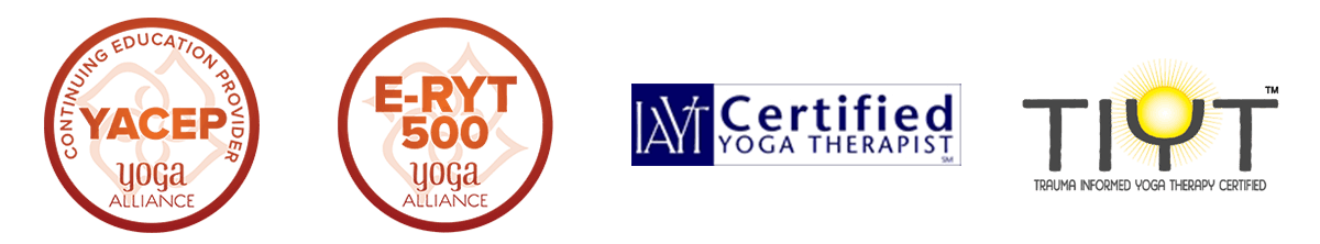 Certified yoga therapy and retreats, yoga alliance