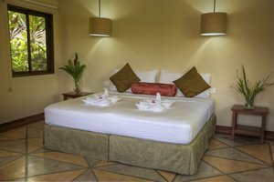 Share Nature Suites w/ AC & Private Bath   Double occupancy (twins or queen):  $2445pp