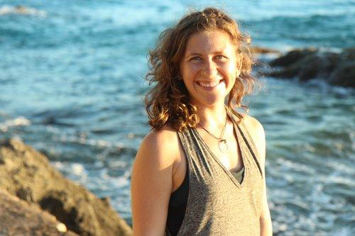 Yoga retreat instructor, Kaity Rose of Wild Earth Yoga
