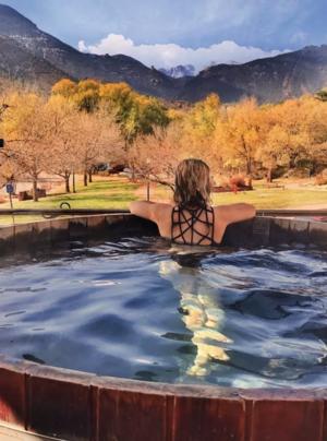 Yoga retreat spa activities Colorado