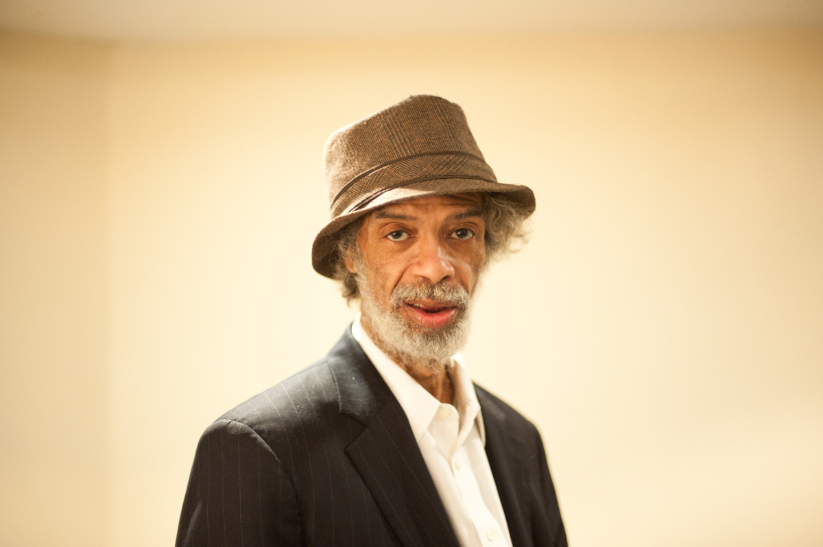 Gil Scott Heron Portrait