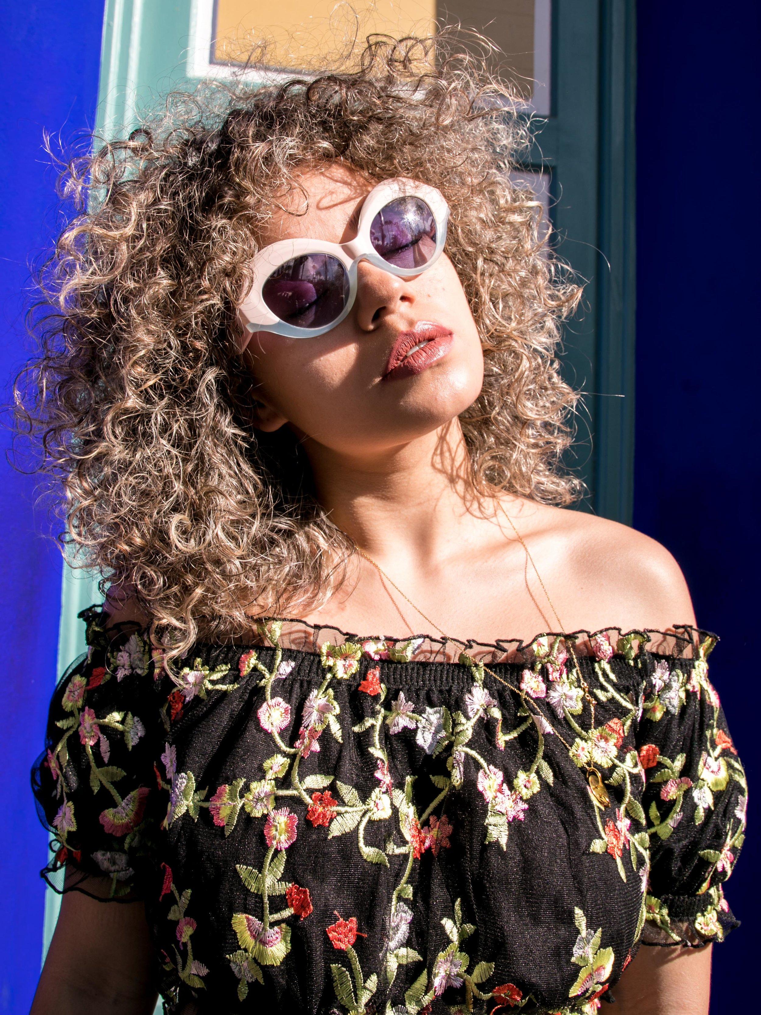 Celeste - @celmatique  speaker #honeysinmarrakech '17