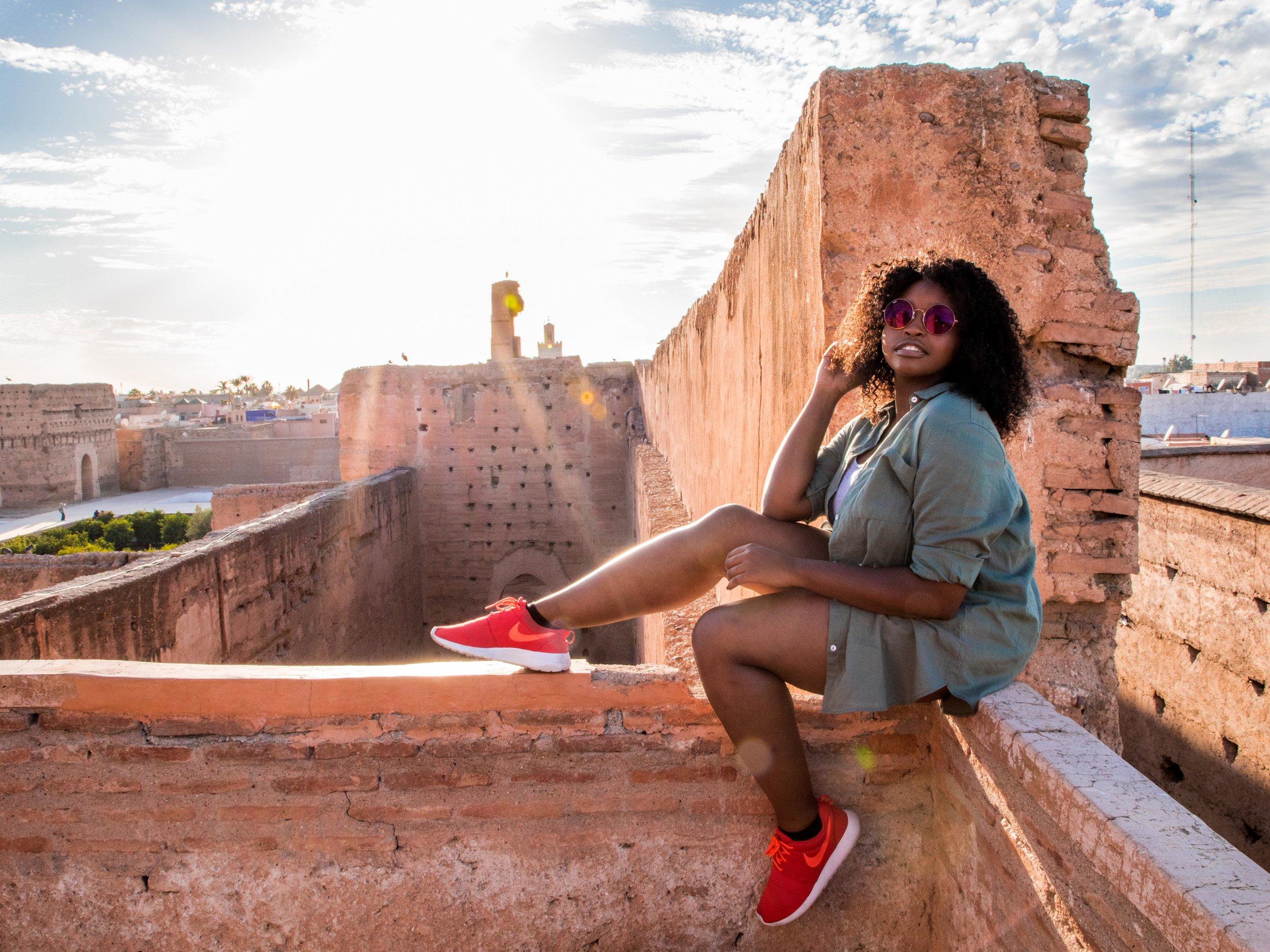 Sibu - @sibumabena  attended #honeysinmarrakech '17