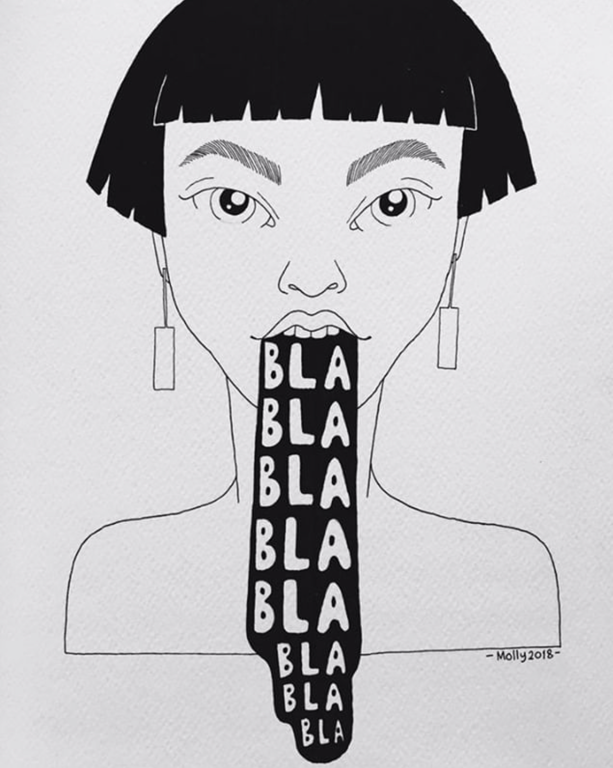 'All I Can Hear From You Is Bla Bla Bla Yadda Yadda Yadda'