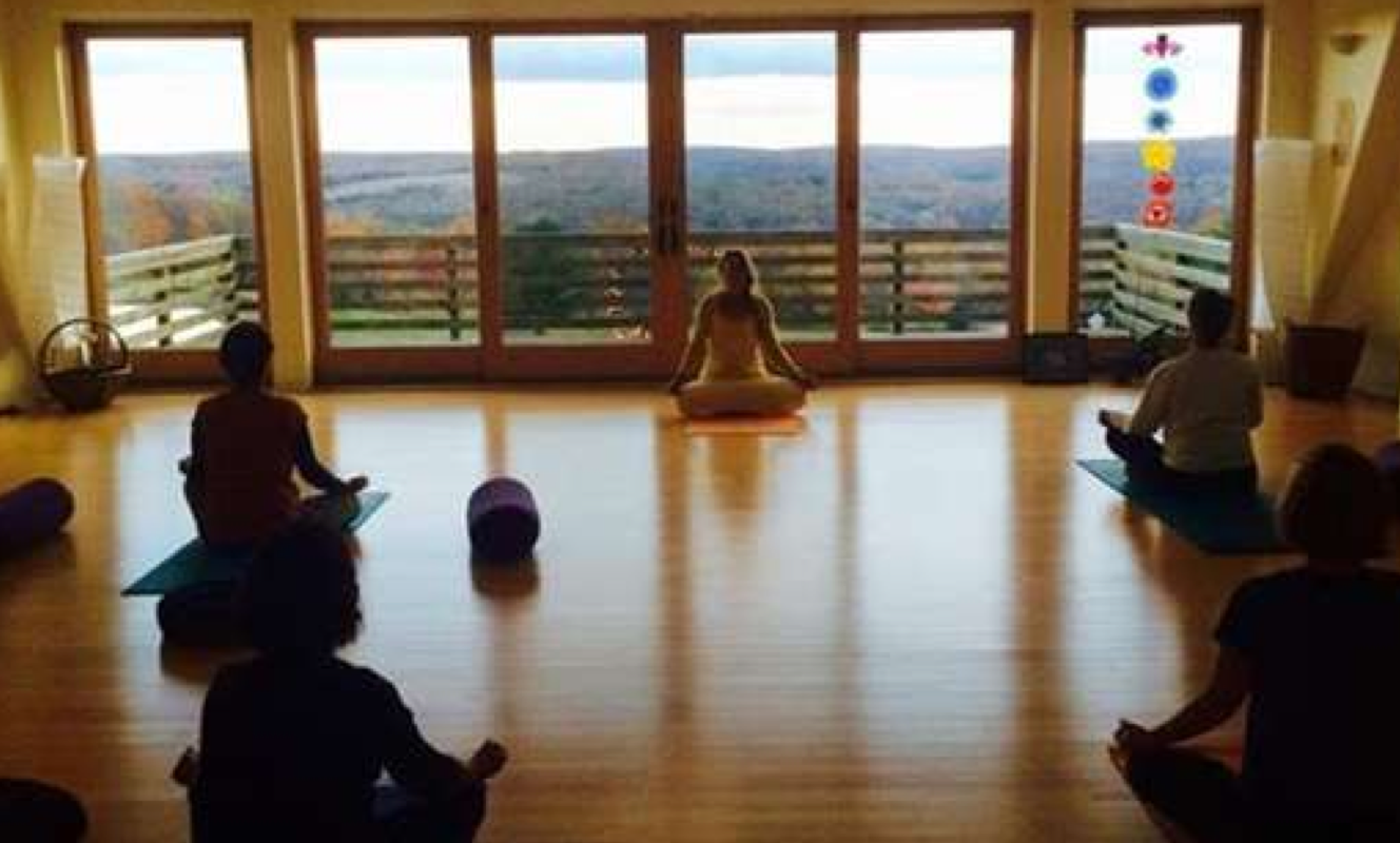 Justine's Just Breathe Yoga   yoga & holistic fitness