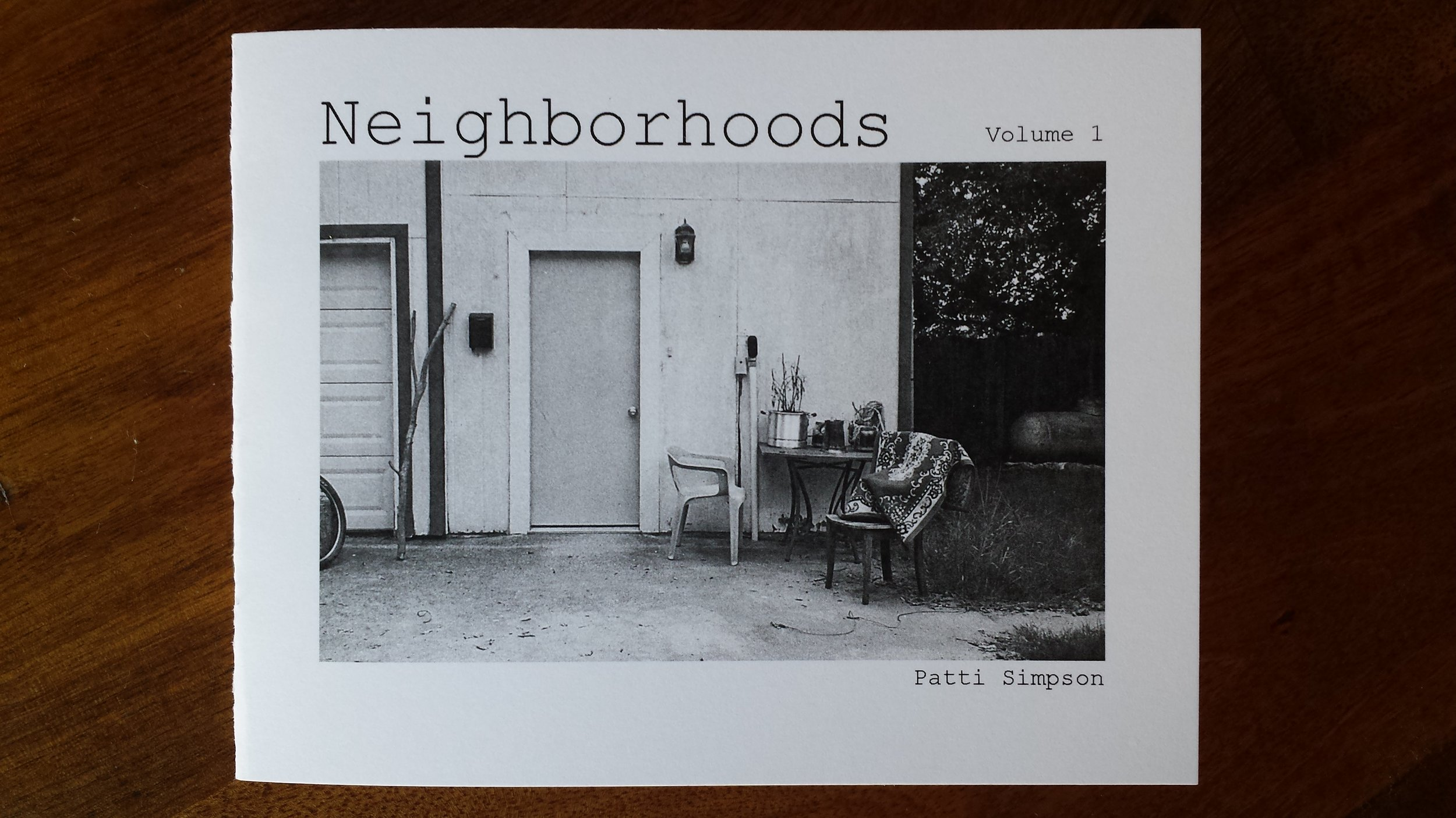 """This little zine is 4.25"""" x 5.5"""". It is 16 pages and includes 17 black and white images all shot on 35mm film and home processed.I can only accept paypal at the moment or you are welcome to mail me $3 :-) There is a $2 shipping fee for international orders.Paypal payments can be sent to octopossum@outlook.com Please include shipping information. Thank you!!"""
