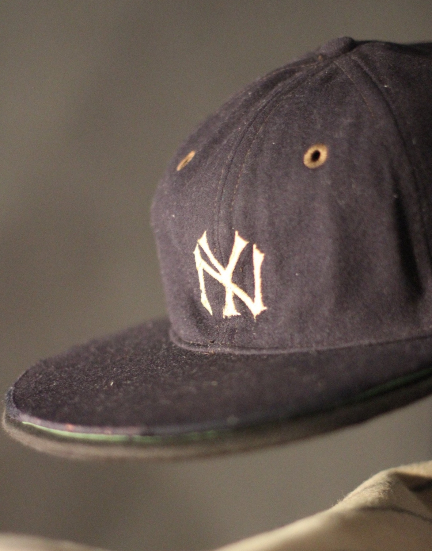 Babe Ruth's hat.