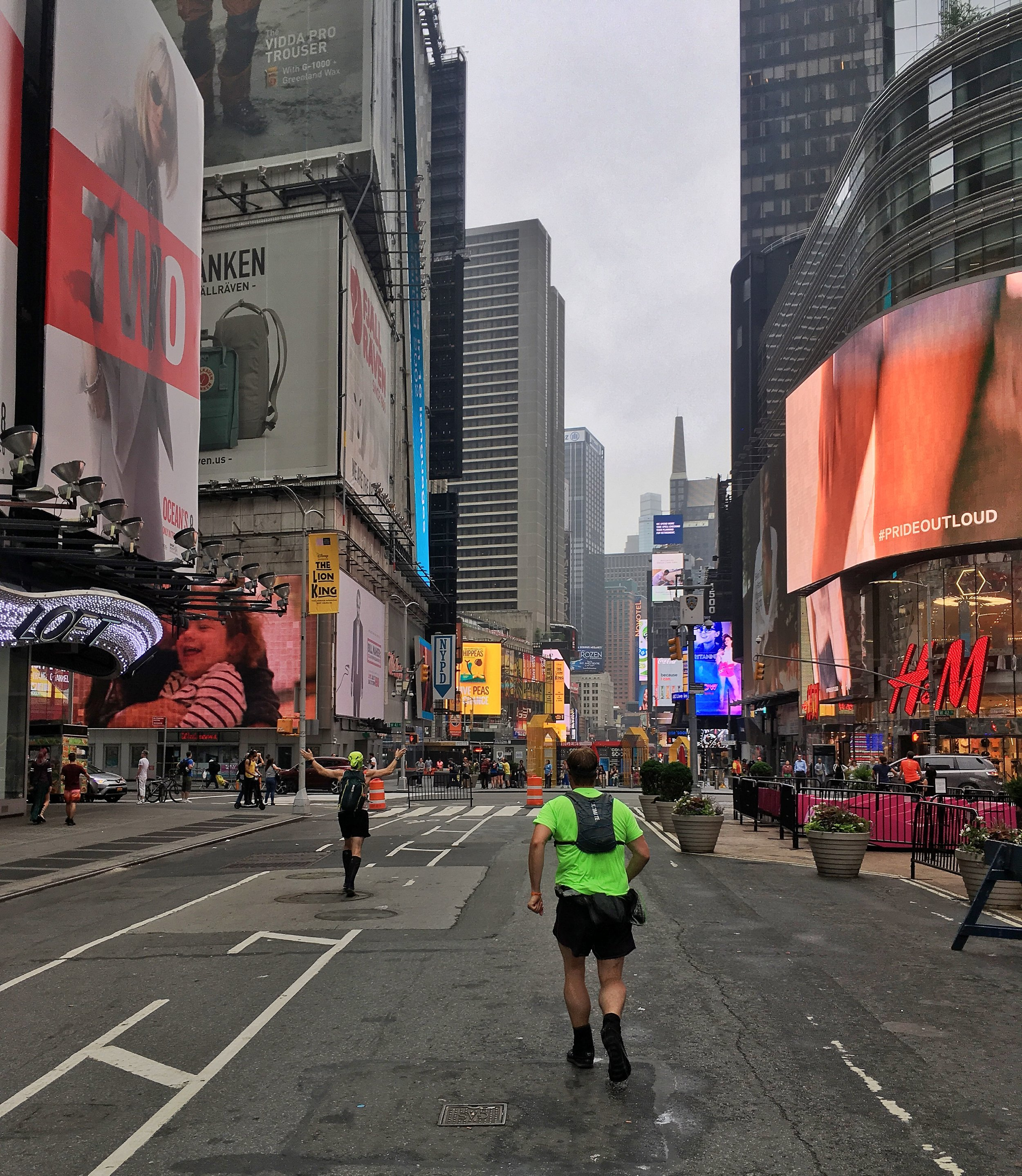 Deep Into Brooklyn: The Great New York 100 Running Exposition  Ultrarunning Magazine - September 2018
