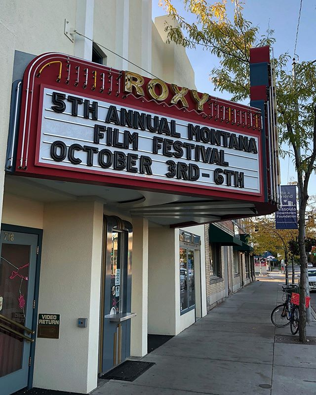 Missoula! Last chance to see @varletfilm on the big screen today. Shorts Block 1 at 12pm.