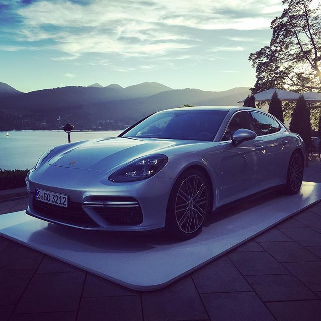 New #Porsche #Panamera. What do we think?