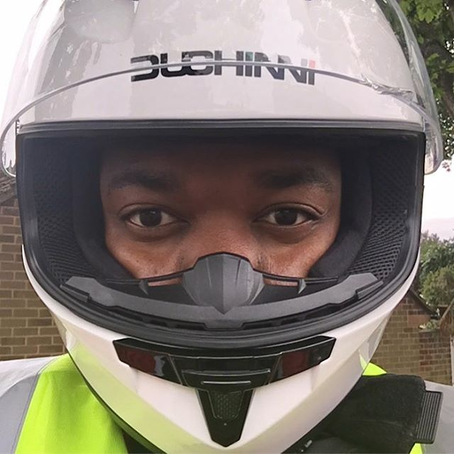 Bike training! CBT complete. I drove a 500hp, £150k sports car up a mountain the other day and yet riding a 125cc motorbike around Bracknell was just as much fun. Almost 😀