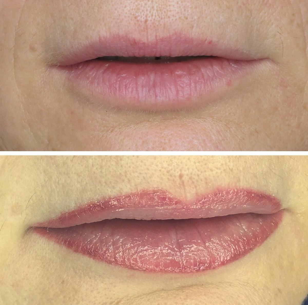 30 days healed blended lip liner