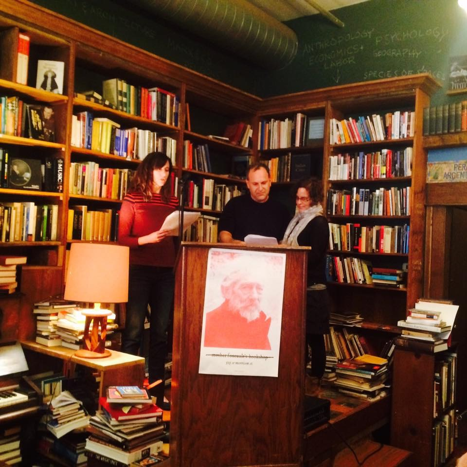 Playwright and Poet Greg Berman