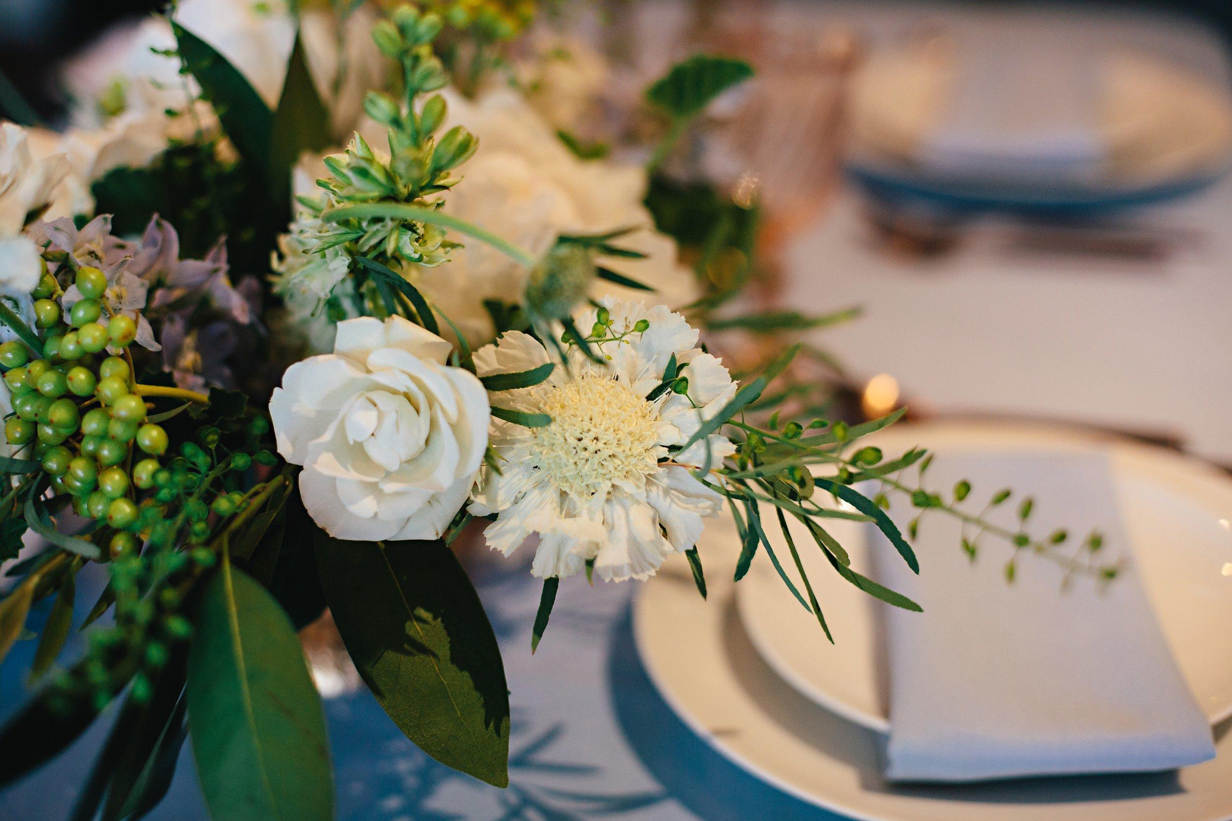 Copy of Summer Garden Wedding: Tabletop Details
