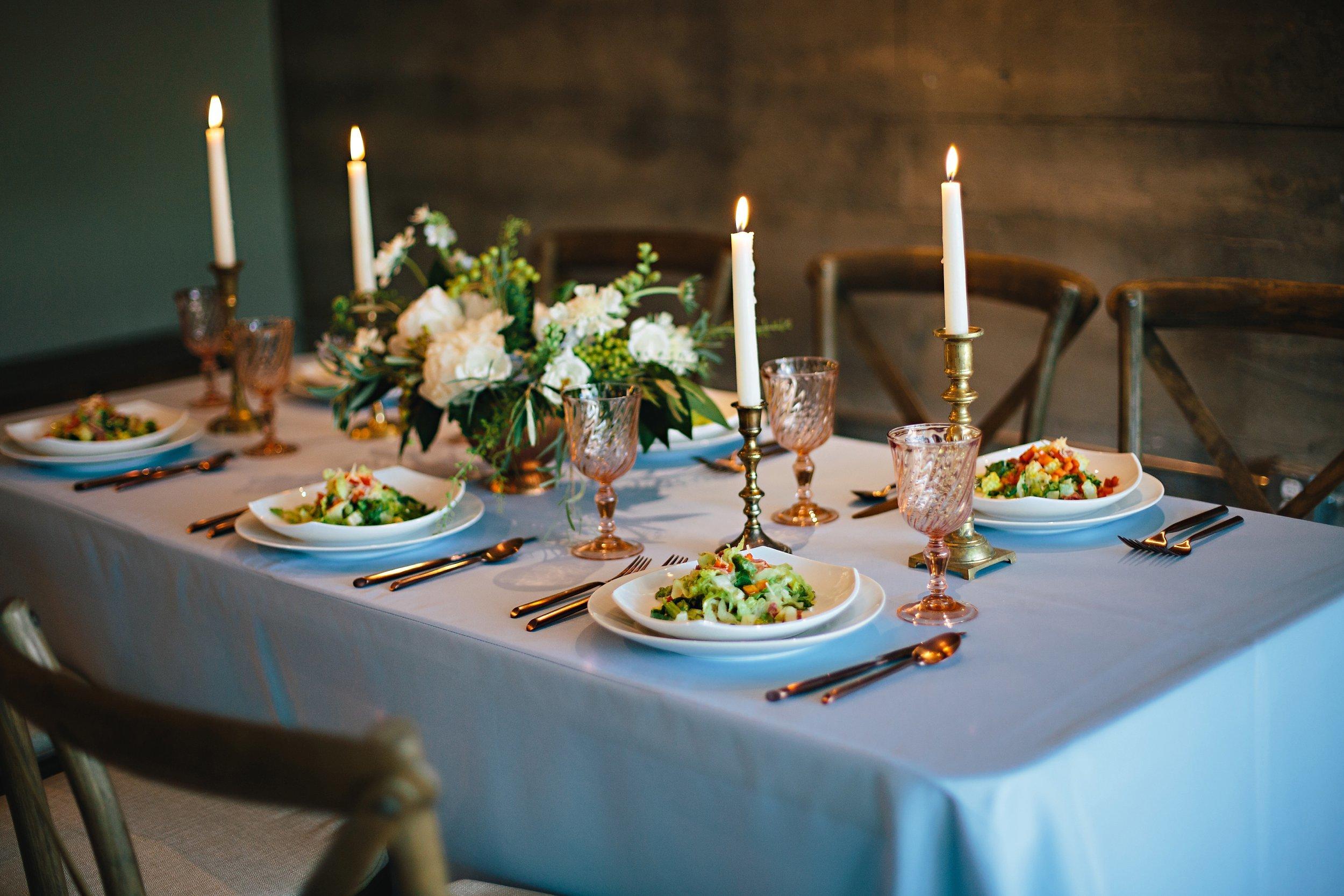 Copy of Summer Garden Wedding: Catering