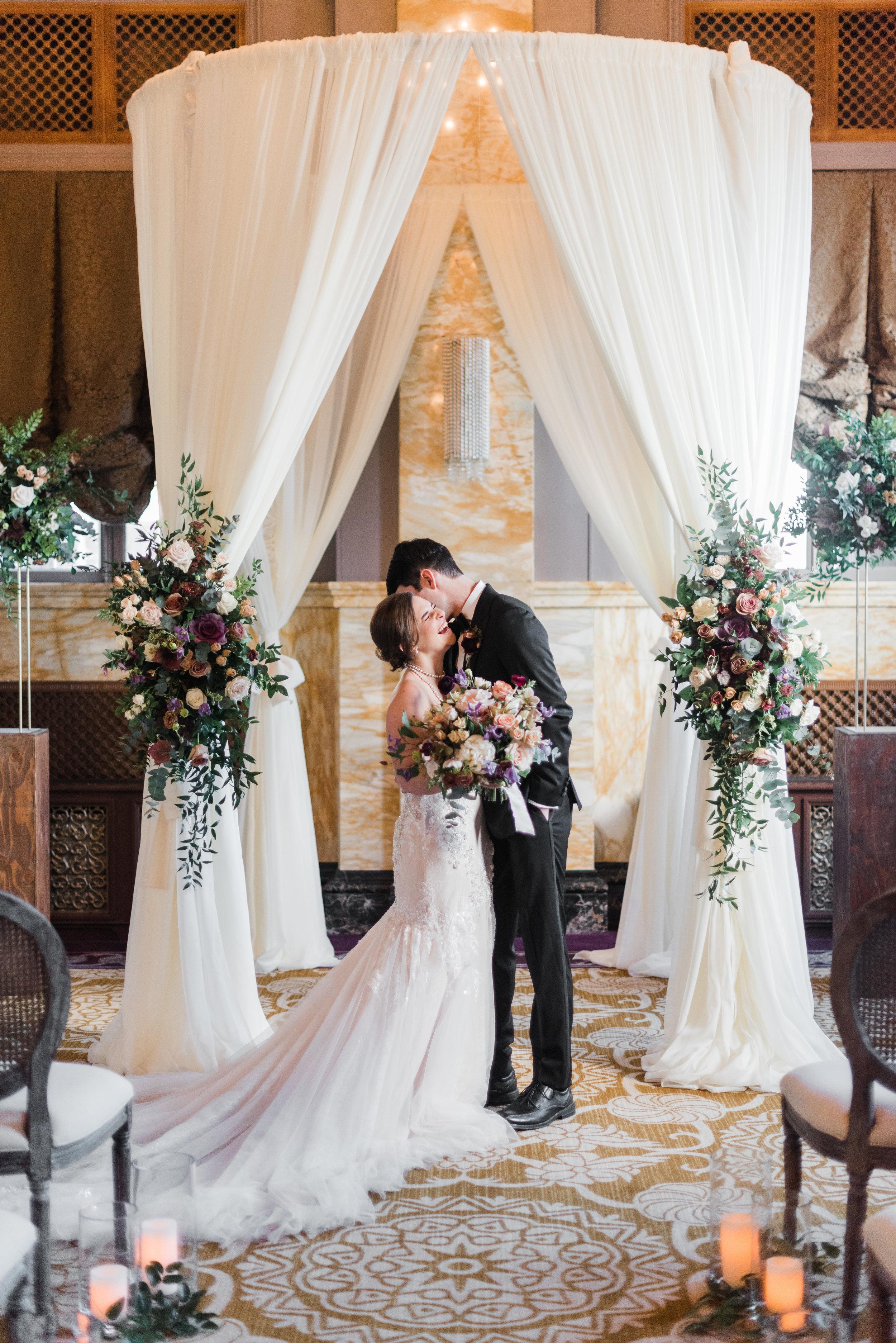 Wedding Planner: Sentinel Hotel Wedding