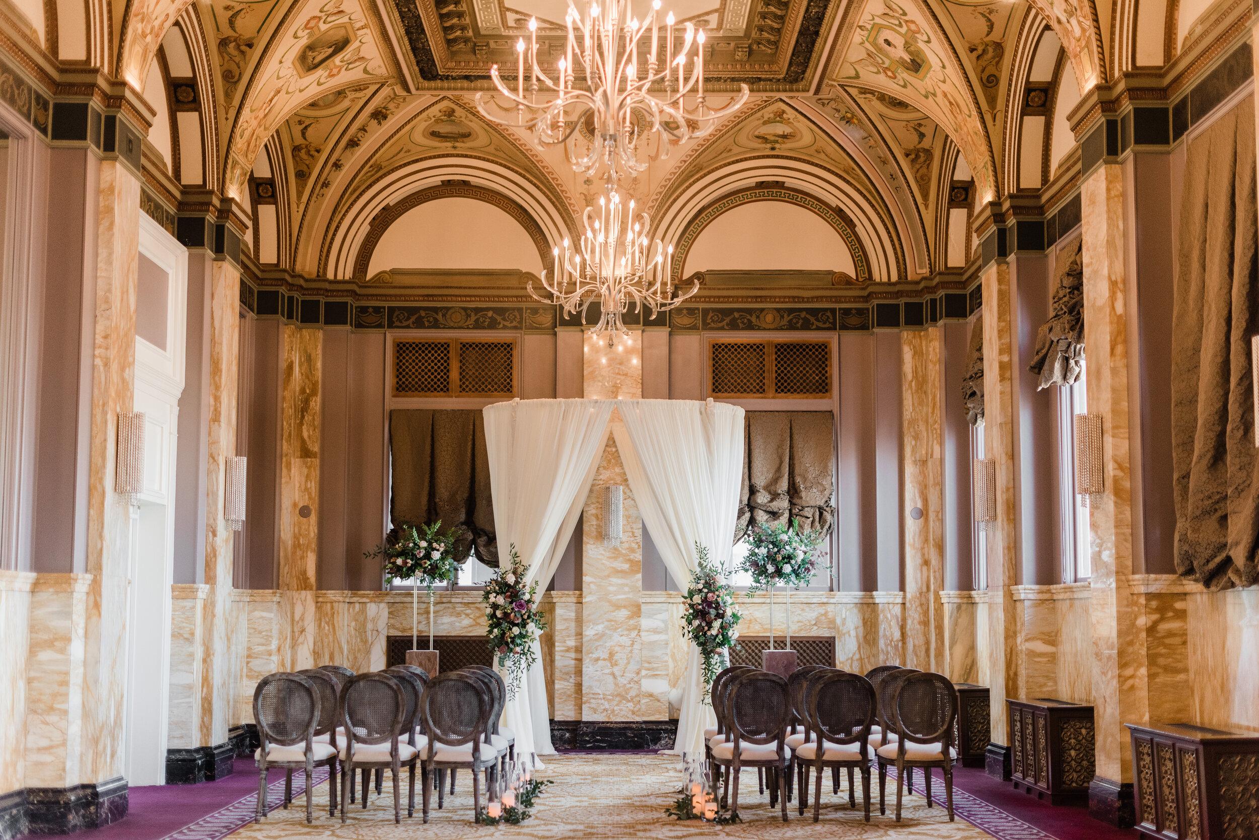 Renaissance Inspired Wedding Photo Shoot
