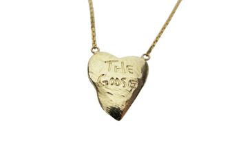 """""""THE GOOSE"""" NECKLACE"""