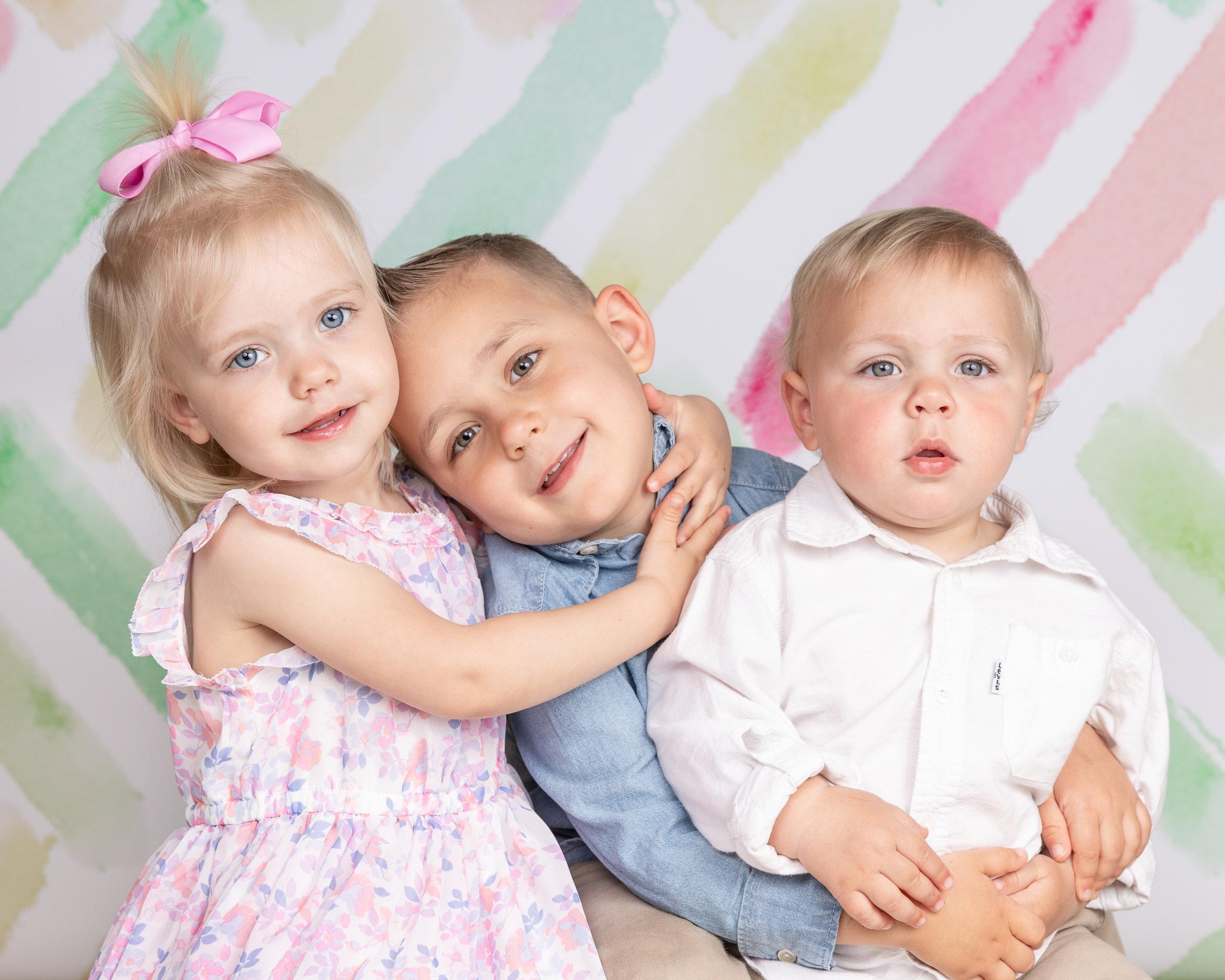 Vine & Branches Preschool - Spring 2019 Portraits