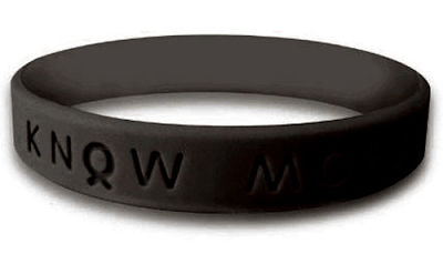Black Awareness Bracelet