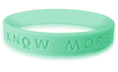 Light Green Awareness Bracelet