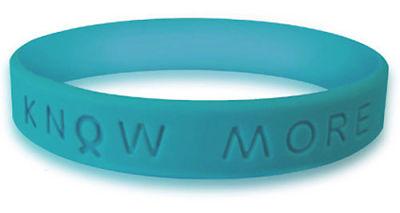 Turquoise Awareness Bracelet