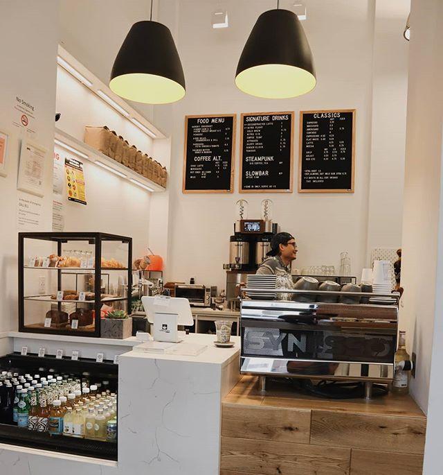 My new happy place. @coffeeprojectny ☕   #Ⲭ