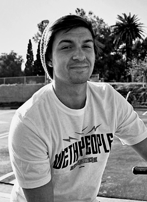 Dylan Stark   Riding Style: BMX/doggy style  Birthday: January 24th, 1992 Riding since: 1994 From: Orange County, California. United States