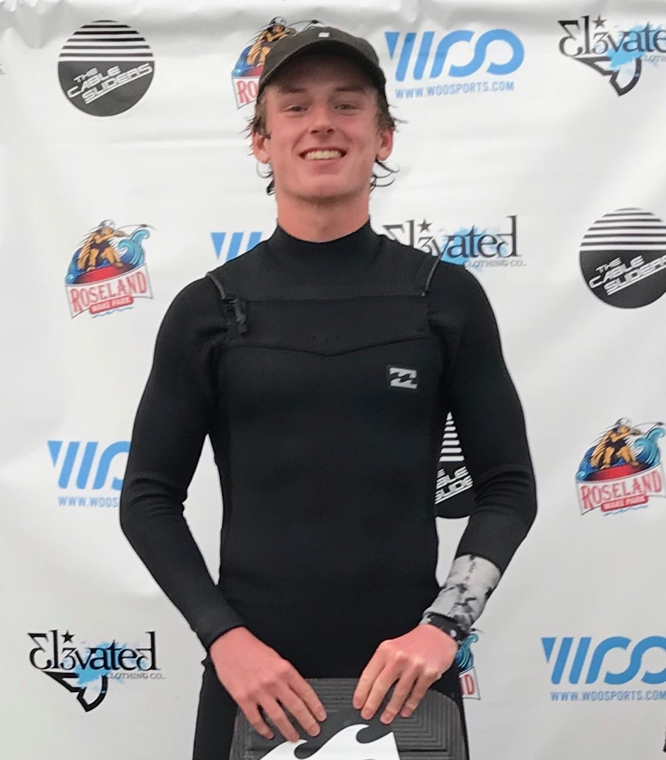 Riley Dillon    Sport: Wakeboarding Birthday: March 8th, 2001 From: Newmarket, Ontario, Canada